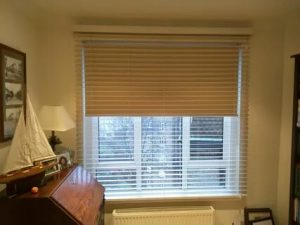 • Installation and arrangements of blinds